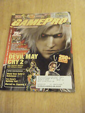 Vintage GamePro Magazine - Devil May Cry 2 Cover #174 - March 2003
