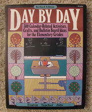 Day by Day by Bonnie Bernstein 300 Calendar Related Activities (1989, Paperback)