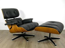 Charles EAMES LOUNGE CHAIR HERMAN MILLER VITRA RIO Palisander avec CITES 70 S 60 S