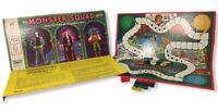 Vintage 1977 Monster Squad Board Game Milton Bradley Classic TV Show - COMPLETE