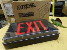 NEW Lithonia Lighting 389236 Exit Sign *Free Shipping*