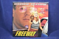 Freeway - Kiefer Sutherland, Reese Witherspoon - Widescreen Laser Disc