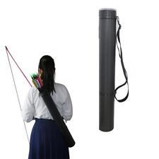 Köcher Schreibwaren Pfeilköcher für den Bogensport Schwarz Zeichenrolle 65-100cm
