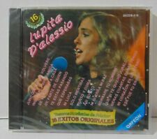 Lupita D'Alessio : 16 Exitos Originales Latin Pop/Rock - Cd - Brand New Sealed