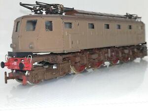 Rivarossi H0  locomotiva elettrica e 428  no scatola originale