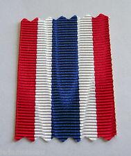 Petit ruban 40 x 32 mm confection de rappel médaille du ministère de l'intérieur