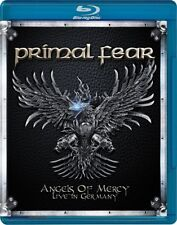PRIMAL FEAR - ANGELS OF MERCY: LIVE IN GERMANY   BLU-RAY NEW+