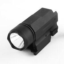New 800LM CREE LED Tactical Gun Rifle Flashlight Quick Detach System Mount Light