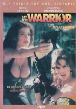 Day of the Warrior - Julie Strain Julie K Smith - SEALED ALL REG DVD