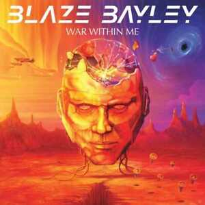 Blaze Bayley - War Within Me (NEW CD)