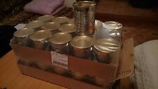 """Russian Army beef stew army food state reserv """"tushonka"""" 30 cans"""