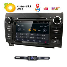 For Toyota Tundra Android 8.1 2+16GB Car Stereo GPS Navi DVD Radio Head Unit+CAM