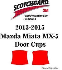 3M Scotchgard Paint Protection Film Pro Series 2013 2014 2015 Mazda Miata MX-5