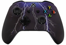Violet Storm Xbox One S / X Rapid Fire Modded Controller for COD WW2 Destiny 2
