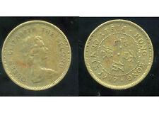 HONG KONG 50 cents 1977  ( bis )