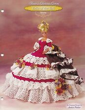 Serena, Annie's Glorious Gowns Belle of the Ball Crochet Pattern Booklet 9009