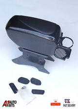 BLACK Armrest Arm Rest Console for Opel Vauxhall Corsa B C D  TIGRA  Astra