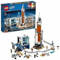 TOP! LEGO City 60228 - Weltraumrakete mit Kontrollzentrum-Mars Mission Control