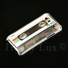 Samsung Galaxy S Advance i9070 Hard Case Schutz Hülle Motiv Etui Kassette Retro