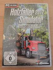 HOLZFÄLLER SIMULATOR 2012 *PC*