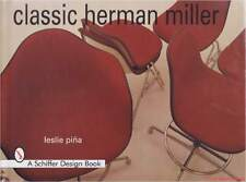 Manuel Classic Herman Miller, Eames, Panton, Kjaerholm, frykholm, Rohde Uva.