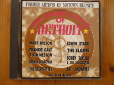 The Dance Sound Of Detroit / EDWIN STARR BOBBY TAYLOR MARY WILSON VELVELETTES