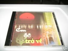 Van Tung - Thanh Ca Vao Doi - Con Se Tro Ve  (2003) New Sealed CD