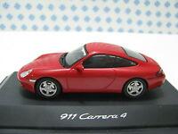 PORSCHE   911  CARRERA  4       - 1/43  Schuco
