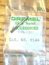 "NEW! DREMEL 1/8"" X 1/2"" ABRASIVE GRINDING WHEEL POINT #8146 for ROTARY TOOL"
