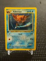 2000 Kabutops Neo Discovery 1st Edition Rare Holofoil Card #6/75 NM-MINT Pokemon