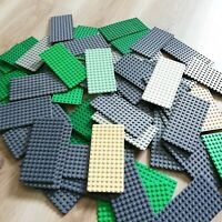 LEGO -  BasePlate 8 x 16 (X30 PC'S PER ORDER ) Mix Colour Part Pack