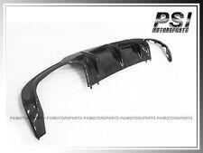 C63AMG Style Carbon Fiber Rear Bumper Diffuser For 2012-2014 W204 C250 C300 C350