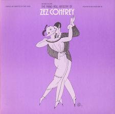 Zez Confrey - The Piano Roll Artistry of Zez Confrey [New CD]