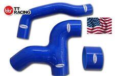 Subaru Impreza GC8 GDB STi Silicone Turbo Hose Kit Y-pipe 1996-2006 Blue