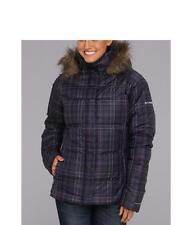 Columbia Women Winter DOWN  Jacket Coat Size Small New ski