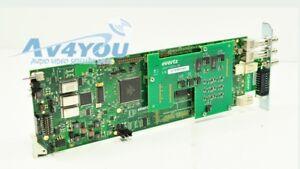 EVERTZ 7721DE4-HD +GPI HD/SD-SDI Quad Data Embedder