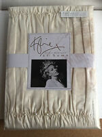 KARISSA OYSTER Kylie Duvet Cover KING SIZE Kylie Minogue NEW SEALED rare
