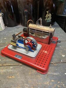 Special Live Steam Mamod Griffin & George Ltd. Model Stationary Engine SP5