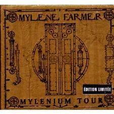 Mylène FARMERMylenium tour Edition Limitée 2 CD box set Coffret Tissu NEUF NEW