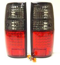 Toyota Land Cruiser HDJ 80 Rear Tail Signal Lights Lamp Set Left+Right Led dark