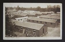 WW1 Postcard Roffey Camp Horsham Sussex Maiden Bradley Bath Somerset