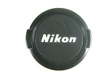 Classic Nikon 52mm Front Lens Cap