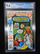Detective Comics #489    CGC 9.6    Off White to White Pages    Ross Andru