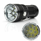 SKYRAY 20000LM Outdoor 3-Mode 8 x CREE XM-L T6 LED Torch 4x18650 Flashlight Lamp