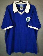 RETRO REPLICA FC EVERTON 1978/1979 SOCCER FOOTBALL SHIRT JERSEY CAMISETA SIZE XL