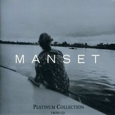 Platinum Collection 5099950058822 by Gerard MANSET CD
