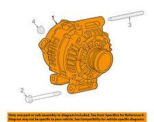 Chevrolet GM OEM 16-18 Cruze-Alternator 13515942