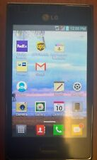 LG Optimus Extreme L40G - 1GB - Black (TracFone) Smartphone -Used -Works
