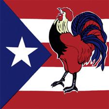 PUERTO RICO CHOOK FLAG BANDANA Cotton Scarves Scarf Head Neck Band Skull Wrap