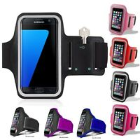 Armband Running Sports GYM Strap Case For Samsung Galaxy S5 S6 S7 Galaxy S8 S9